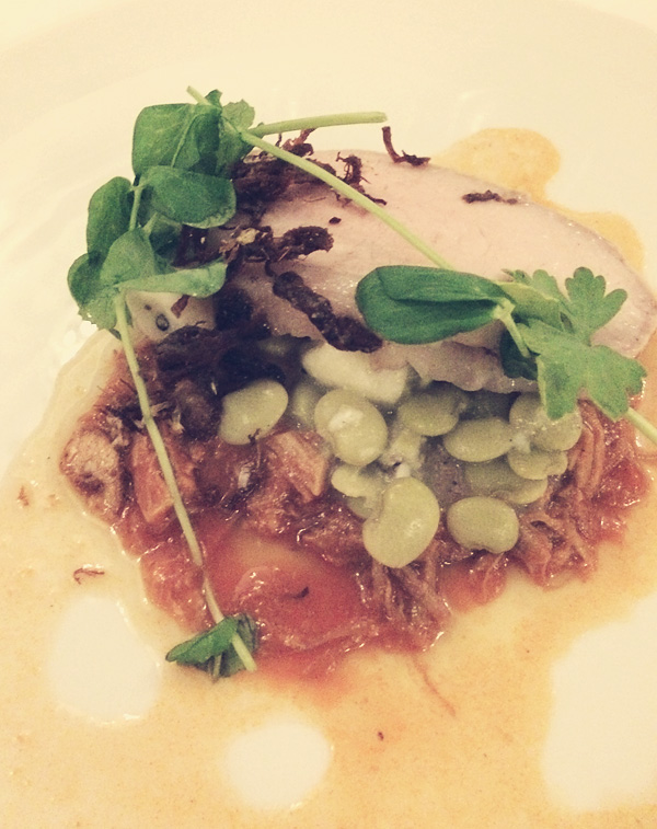A review of Savor 2014 by Nashville Lifestyles.  Andy Ticer and Michael Hudman- Hog and Hominy
