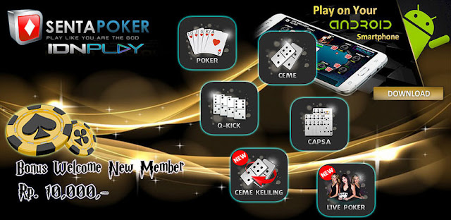 domino poker terpercaya