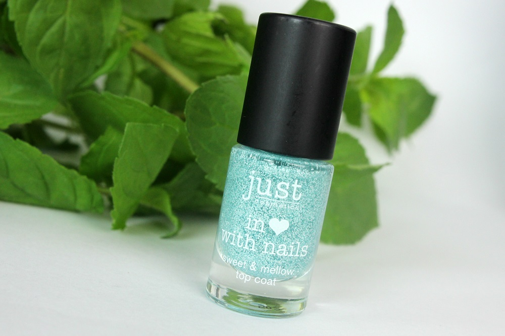 le, review, nagellack, limited edition, swatches, nailpolish, budni, top coat, tragebilder, just cosmetics, in love with nails, budnikowsky, sweet and mellow, mint grün