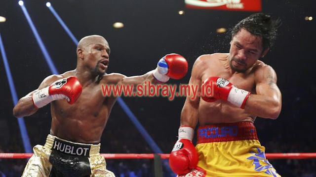 Duel Mayweather Jr. vs Pacquiao Jilid II Bakal Digelar