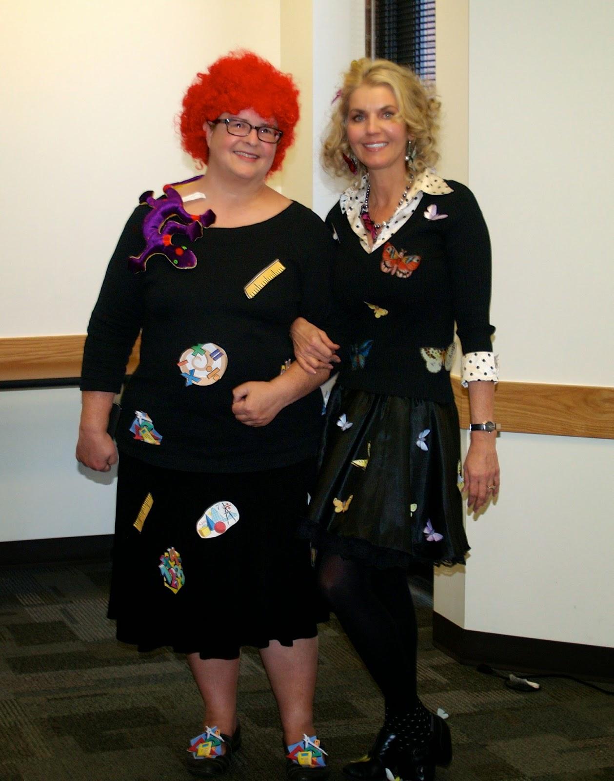 Teaching Science With Lynda Teacher Halloween Costumes