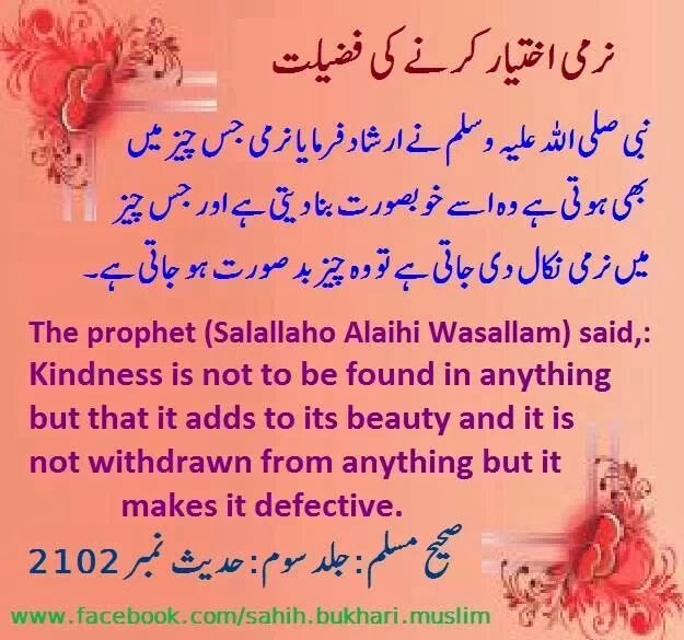 wallpaper islamic informatin site: islamic hadees engllish
