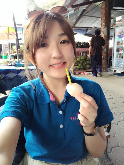 Thailand yala betong food betong