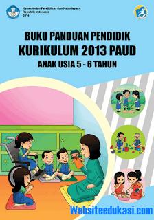 File Pendidikan Buku Guru PAUD Usia 5-6 Tahun Kurikulum 2013 Revisi