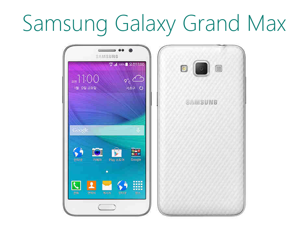 Samsung Galaxy Grand Max Launched!