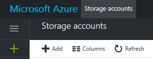 How to use Azure File Storage as a backup disk on Windows