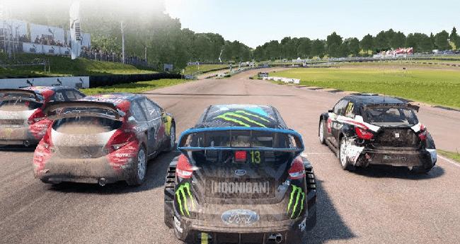 تحميل لعبة السباق Dirt 4