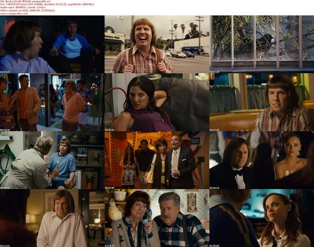 Capturas Bucky Larson Nacido para ser estrella dvdrip castellano 2011