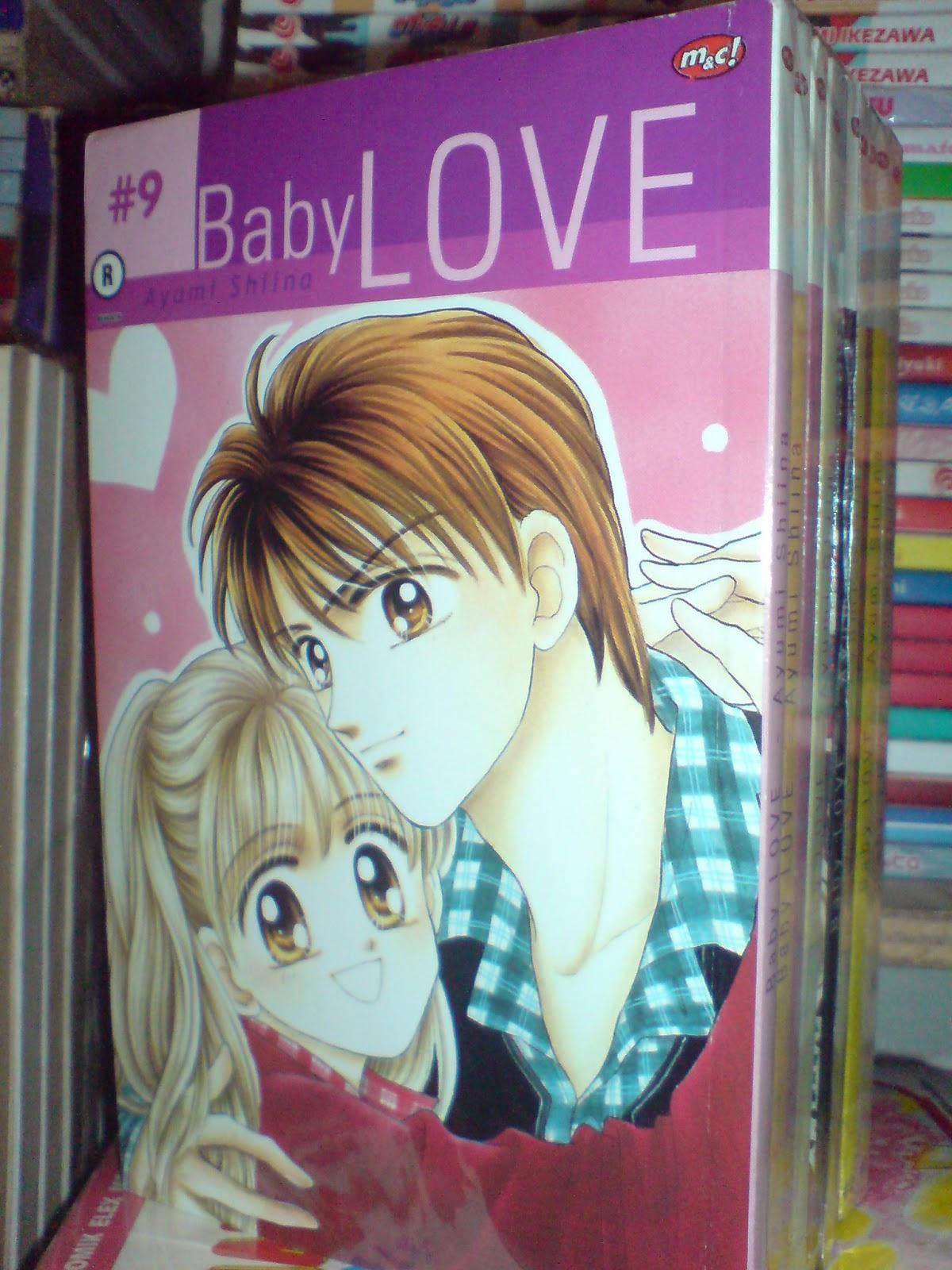 Komik Jepang Bekas Murah Baby Love 1 9