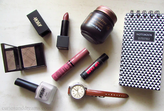 Hooked Onto, December Favourites