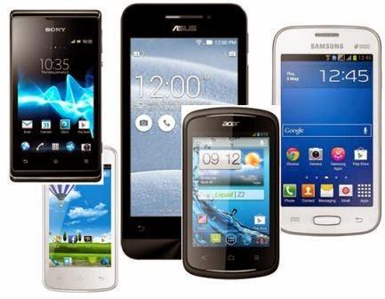 5 HP Android Yang Bisa BBM Harga Dibawah Satu Juta