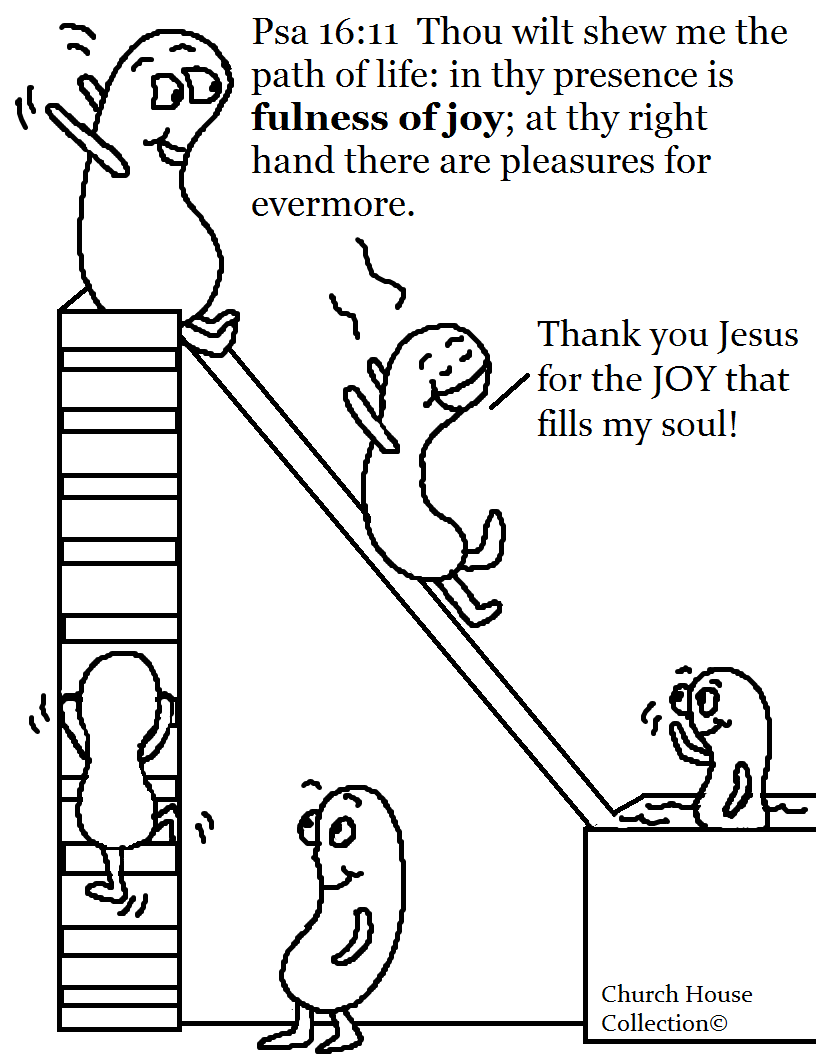 Church House Collection Blog: Jelly Bean Psalms 16:11