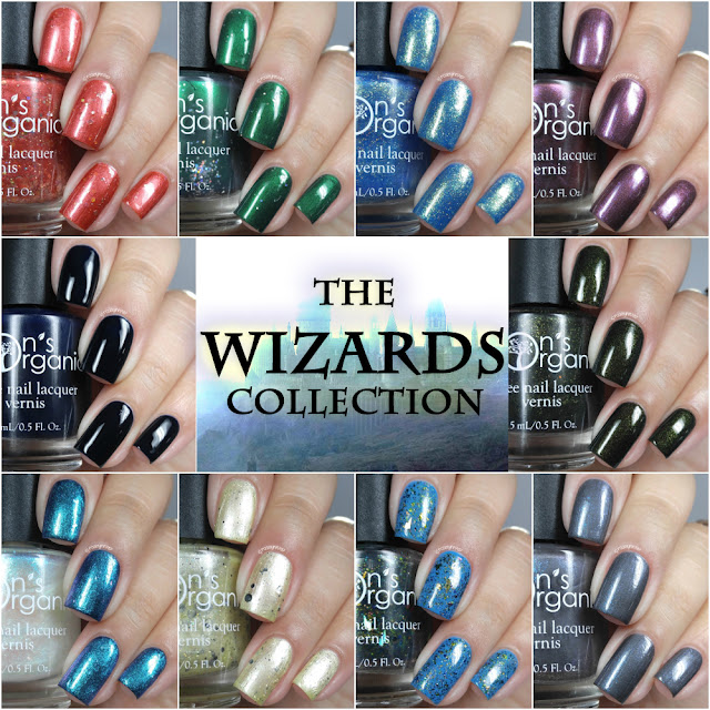 Ellison's Organics - The Wizards Collection