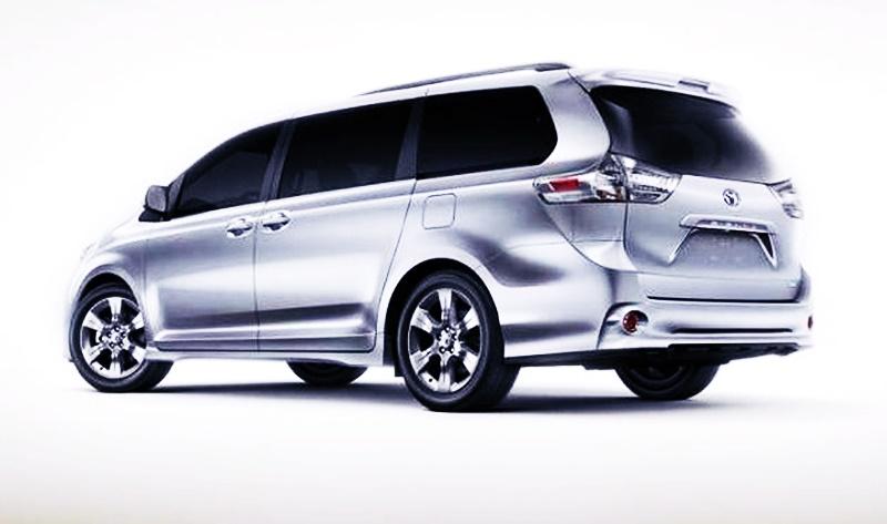 2018 Toyota Sienna Hybrid Release Date Interior Price