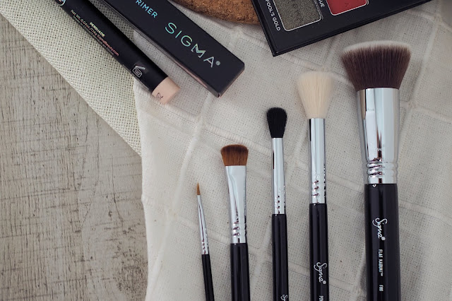 Sigma beauty brush F80 AIR FLAT KABUKI
