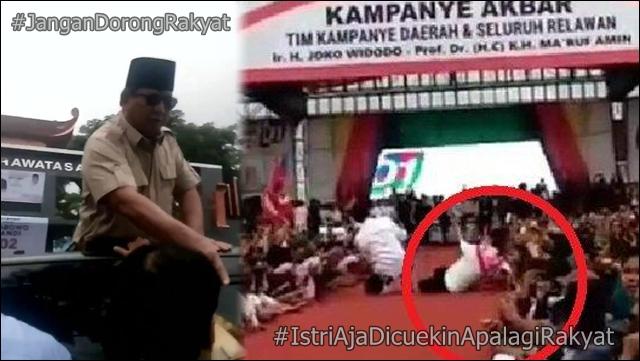 Terjungkalnya Ibu Negara: Indonesia Mencari Pemimpin Orisinil, bukan 'Kaleng-kaleng'