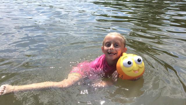 lake swimming tips