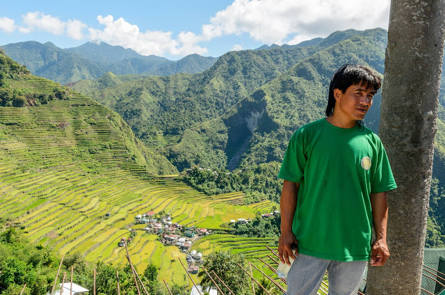 8th Wonder of the World Batad Rice Terraces Ifugao Cordillera Administrative Region Philippines Batad Rice Terraces My Local Guide