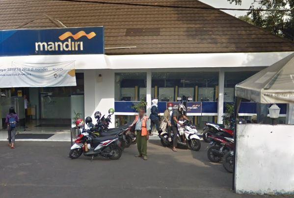 Lokasi Atm Setor Tunai Bank Mandiri Tangerang Informasi Perbankan