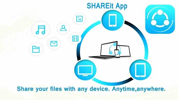 ShareIt - Η μεταφορά αρχείων γίνεται παιχνιδάκι!