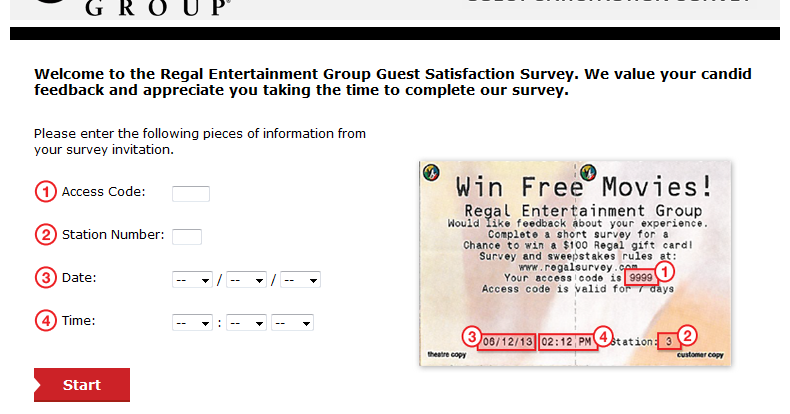 take online sweepstakes instant win surveys
