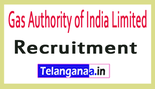 Gas Authority of India Limited GAIL Recruitment