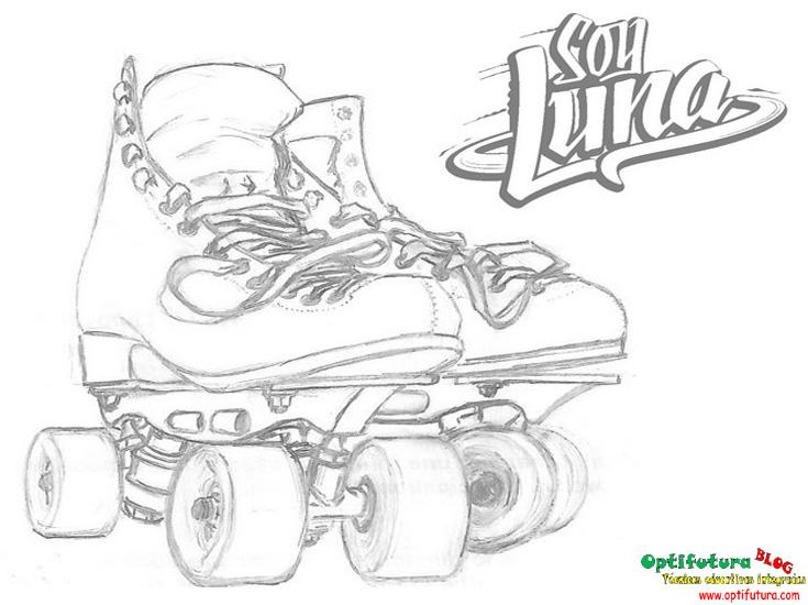 Imagenes De Soy Luna Para Pintar » [HD Images] Wallpaper