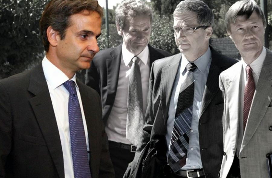 Ο «κύβος ερρίφθη» για τις 6.500-7.000 απολύσεις στο δημόσιο