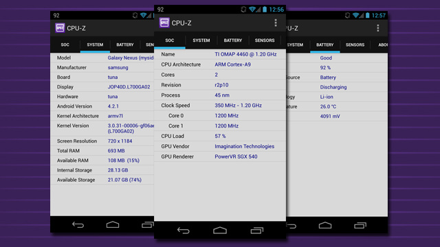 How to Check Android Phone's Processor (ARM, ARM64, or x86)