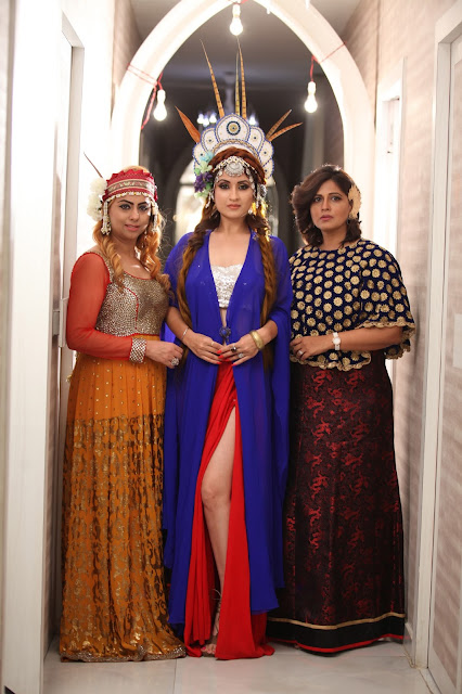 Cleopatra Chain of spa & makeovers celebrated cultural ethnicity of India & its ancient heritage  to present HERITAGE CONNECT
