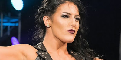 Tessa Blanchard Responds to Sandman's Sexist Comments