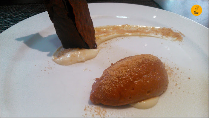 Amor por el chocolate. Restaurante Tres Bocas Madrid