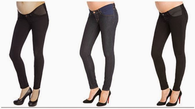 cbdb532c51d36 Pregnant Women and Maternity Jeans