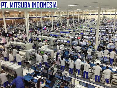 Lowongan Kerja Jobs : Marketing Staff, QA & PQC Staff PT. MITSUBA INDONESIA, PMA