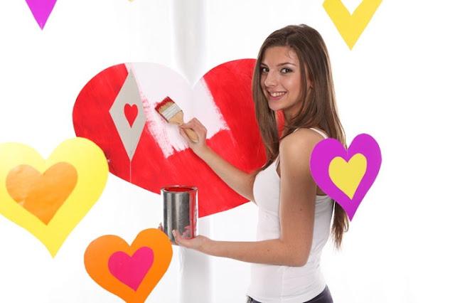Crazy Valentines Day Facebook Timeline