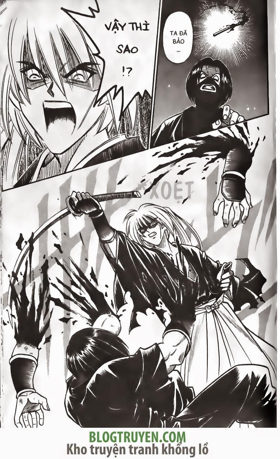 Rurouni Kenshin chap 176 trang 6