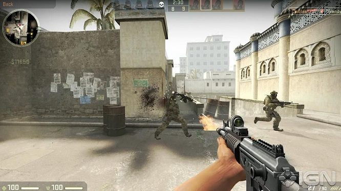 Counter-Strike Global Offensive CS GO screenshot