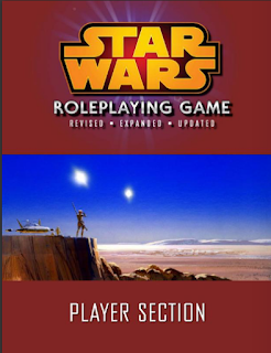 STAR WAR ROLE PLAYING pdf free