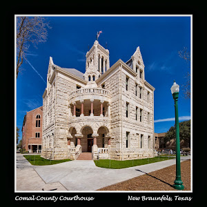 Another Restored Texas Courthouse