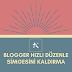 Blogger Hızlı Düzenle Tornavida Simgesini Kaldırma