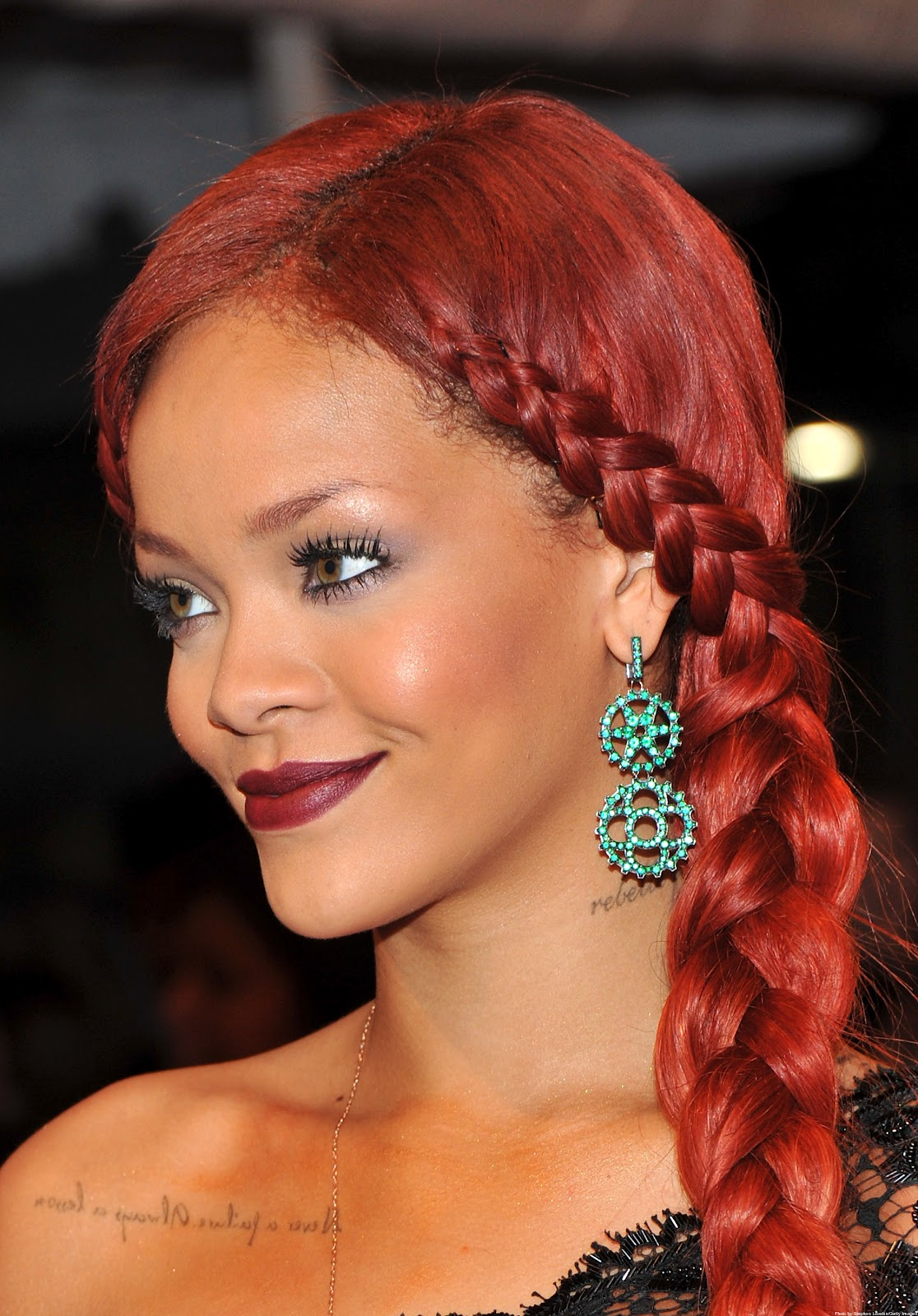 Fashion Crackheads: 2012 Trend: Hairstyles for the Ladies