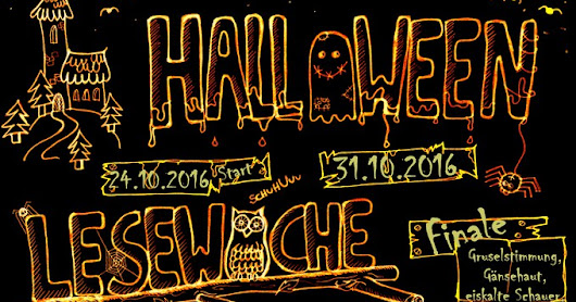 "|Aktion| ""Halloween-Lesewoche Tag 7"""