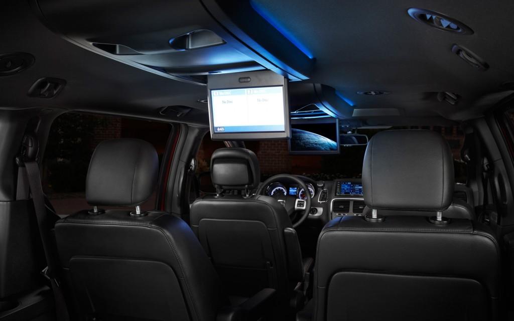 Dodge Grand Caravan Interior X