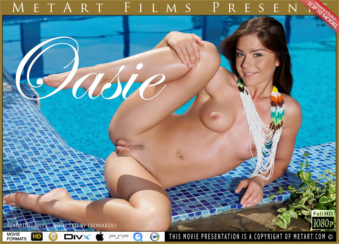 Agerie8-18 Lily C - Oasie (HD Movie) 03100