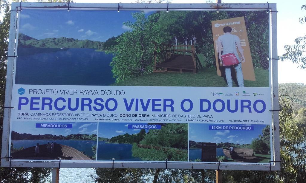 Percurso Viver o Douro