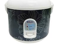 Pengalaman Beli  Rice Cooker Miyako Magic Com 528 Pertama Kali
