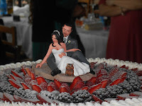 torta sposi cake topper milano statuine personalizzate decorazioni torte nuziali matrimonio orme magiche