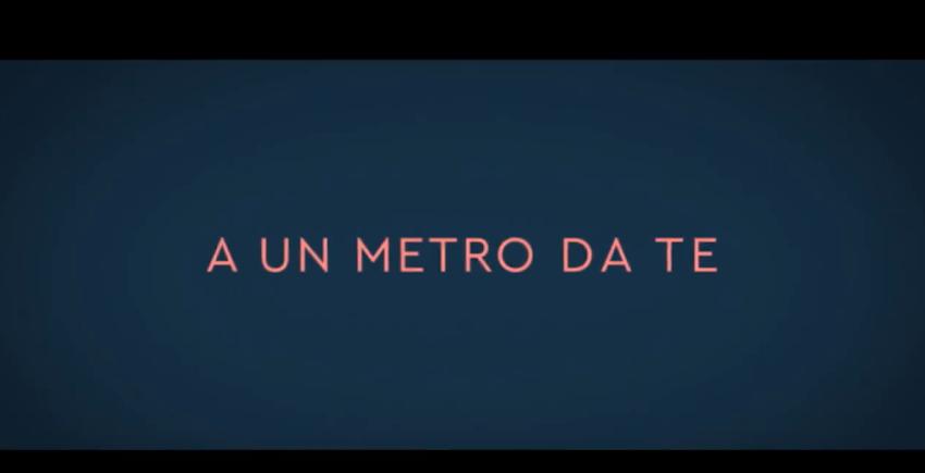 A UN METRO DA TE - Teaser Trailer Ufficiale - Dal 21 marzo al cinema