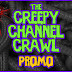 THE CREEPY CHANNEL CRAWL 2019 PROMO 💀 28 Hours of Horror Livestreams!