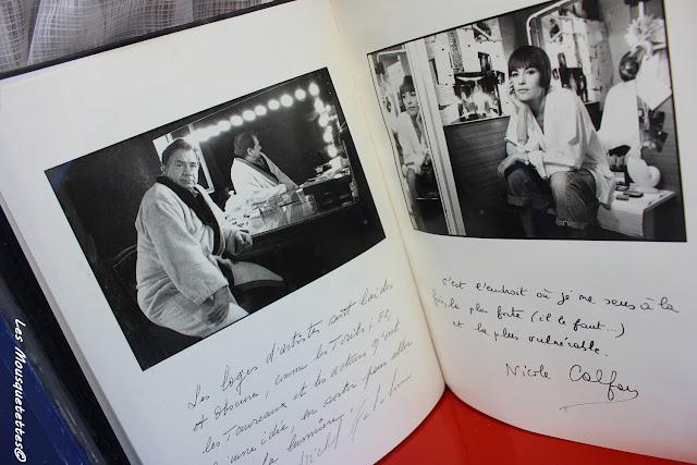 Les grandes personnalités que Georges Demichelis à maquiller - Les Mousquetettes©